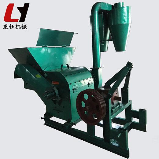 龍鈺豆秸粉碎機,電動糧食粉碎機