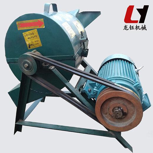 磨粉打漿機龍鈺機械600型薯類打漿機