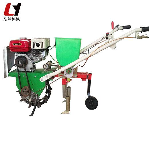 便攜式大豆播種機可定做多功能疏菜播種機