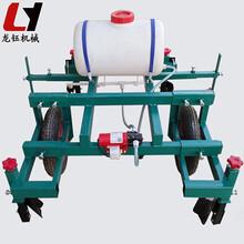 帶壟型覆膜機地膜機定做加寬型手扶車帶蓋膜機圖片
