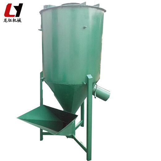 加厚型攪拌機質優價廉家用雙軸葉片混料機