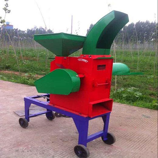 10吨型青贮铡草机新型秸秆