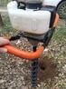 高产量果园挖坑机