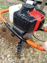 可定做多功能植樹挖坑機,植樹挖坑機圖片
