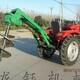 拖拉机挖坑机图