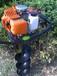 高效植树挖坑机厂,手提式挖坑机