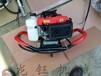 龙钰手提式挖坑机,可定做多功能植树挖坑机