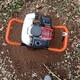 植樹挖坑機圖
