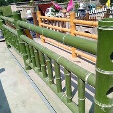 优质廉价水泥仿木栏杆,美观大方仿腐木栏杆,廉价仿树皮栏杆图片