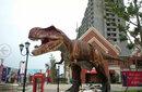 淮南威武霸氣機械大象出租,侏羅紀仿真恐龍現貨供應圖片