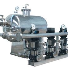 万维供应无负压供水设备无负压不锈钢变频成套供水设备质优价廉图片