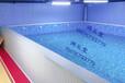 江西南昌大型鋼結構游泳池水育早教游泳池設備