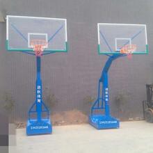 室外篮球架仿液压篮球架运动场地篮球架学校篮球架供应
