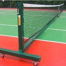 移动式网球柱室外网球柱铝合金网球柱球场移动网球支架配中心网