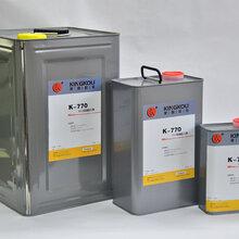 PS胶水,聚苯乙烯塑料PS胶水,K-770PS专用胶水图片