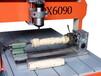 xk6090圆柱体雕刻机(玻璃杯、葫芦、毛笔)