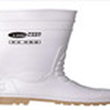 朗来斯特LL-2-01白身牛筋底专业劳保靴厂家批发