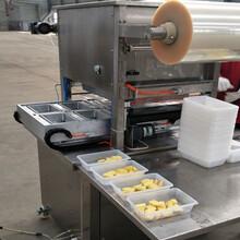 供应潍坊鸭翅盒式充氮气包装机