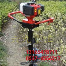 植樹電線桿打孔機適應范圍廣成孔效率高挖坑機廣東廣州蘿崗圖片