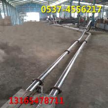 粉剂颗粒管链输送机,密闭式管道输送机图片