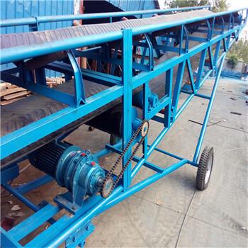 装车带式输送机,水果进库用带式输送机