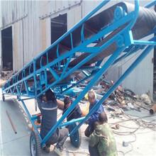 尼龙带输送机,伸缩式输送机生产图片