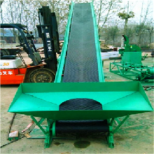 pvc皮帶輸送機,化肥帶式輸送機圖片