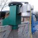 抽糧機一步電子平菇裝袋機Ljxy改良車載電動吸糧機