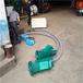 大型吸粮机粉料输送机六九重工大卡车悬挂式软管吸粮机