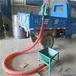 粉煤灰氣力粉料輸送機六九重工雙驅軟管給料機