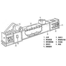 小型輸送機刮板式粉料輸送機六九重工fu板鏈式輸送機圖片