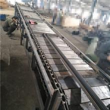 木箱輸送機鍍鋅板鏈板輸送機六九重工深圳鏈板輸送機報價圖片