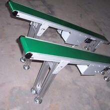 不銹鋼皮帶機PVC工業皮帶輸送機六九重工食品專用輸送機圖片