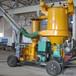 工業吸灰機價格氣力輸送設備廠家六九重工面粉氣力輸送系統