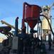 粉料风送机混凝土除尘式吸灰机图片六九重工粉煤灰吸送机