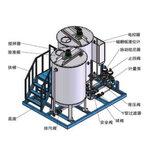 西安计量泵厂家加药装置