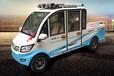 电动皮卡车电动四轮车双排客运电动车图片四轮电动车价格