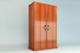 悍威斯顿新中式双门智能衣柜——悍威斯顿安全智能柜(内置安全保险柜)