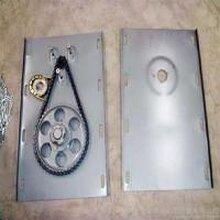 东丽区维修卷帘门-卷帘门维修定制厂家-更换东丽区卷帘门配件图片
