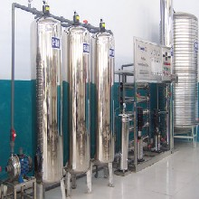 供应1吨-100吨工业用水反渗透设备图片