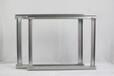 鎮江絲印鋁合金印花框弧形絲印網框曲面印刷框價格
