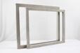 丹東印花廠4550cm鋁合金印花網框跑臺框鋁框批發價格