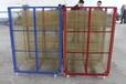 重載型100公斤絲印千層晾曬架50層藍色絲網印刷干燥架