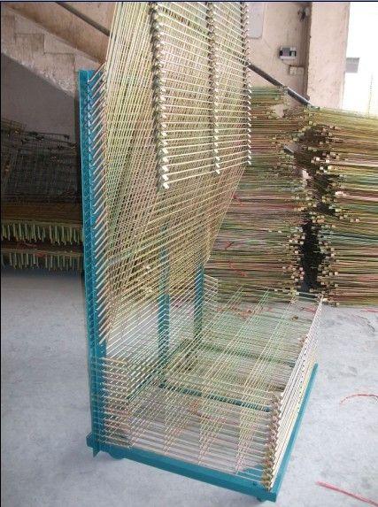 上海闵行区25层丝印千层晾晒架红旗花纸印刷干燥架