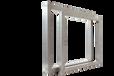 絲印機用鋁合金網框絲網印刷鋁框外徑1000800mm價格