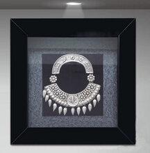 新款加厚立体工艺品画框中空3.5厘米放永生花相框标本相框