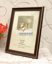 厂家直销ps发泡塑料相框画框欧式古典花纹摆台相框多色可选