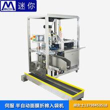 SSDZD-44面膜折叠机,自动折棉入袋机,面膜设备
