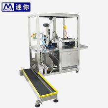 全自动面膜折叠入袋机全自动面膜折膜机全自动面膜机