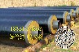 新疆地埋供暖管道聚氨酯发泡保温钢管技术全国领先
